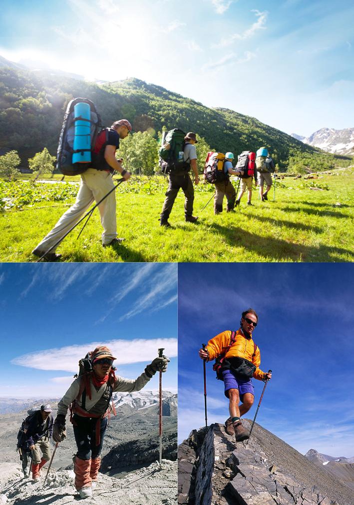 户外登山高清图片_极限越野登山运动高清图片